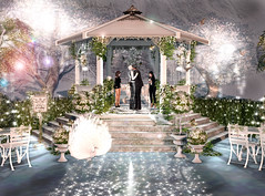 Love me like I do (Varosh Santanamiguel) Tags: swank swankevent event eventexclusive deco decorate wedding winter love like tlc animals peacock bird tlcanimals tlcanimatedanimals animated4