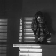 Shadow Doll - Film Hasselblad (Photo Alan) Tags: vancouver canada hasselblad hasselblad503cw carlzeiss carlzeissplanar80mmf28 kodakpxp220 hc110 blackwhite blackandwhite monochrome film filmcamera filmscan filmhasselblad