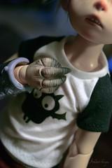 Detailed (Amberkyou) Tags: bjd abjd asian balljointeddoll ball jointed doll aiden 5stardoll 5star 5 star normal skin cute claw nyx