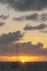 2017-04-26_05-48-48 SXM Sunrise (canavart) Tags: sxm stmartin stmaarten fwi caribbean orientbay orientbeach sunrise dawn beach morning seascape