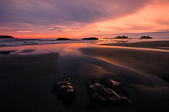 The Getaway (Carrie Cole Photography) Tags: bc britishcolumbia canada carriecole carriecolephotography pacificnorthwest tofino vancouverisland westcoast beach coastline desertedbeach hiking landscape nature ocean outdoors pacific scenic sea tourism travel water