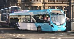 First West Lothian 63255 SN65 OKV (28/01/2019) (CYule Buses) Tags: sn65okv firstbus 63255 firstwestlothian wrightstreetlite servicex23