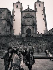 San Jorge (Cáceres) (enrique.torrens) Tags: cáceres provinciadecáceres españa es mobile photography december xiaomi a2 lite street streetphotography black white bw bn 2018
