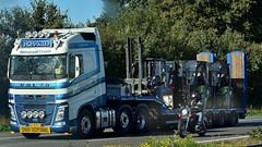 NL - Schoones Volvo FH GL04 (BonsaiTruck) Tags: schoones volvo lkw lastwagen lastzug truck lorry camion caminhoes