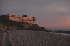 Fireglass (burnashburn) Tags: lagunabeach bluff california beach sunset goldenhour reflection color sun