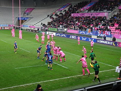 Stade vs Grenoble - 29 décembre 2018