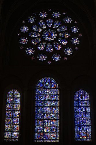 Chartres Cathedral Stained Glass 5