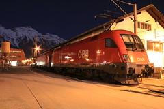 OBB 1116 267 met onbekende soortgenoot en de 1063 041 te Innsbruck HBF (vos.nathan) Tags: taurus obb österreichische bundesbahnen innsbruck hbf hauptbahnhof 1116 267 1063 041