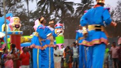 Native dance / tamilnadu / india (Rajavelu1) Tags: nativedancetamilnadu nativeculture different entertainment festival hotairballoonfestivalpollachi art creative handheld nightstreetphotography handheldnightphotography