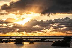 Saddlebunch #5 (Kyle Kruchok) Tags: canon florida keys flkeys sunrise mangroves saddlebunch tropical clouds sun