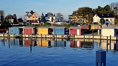 Fischereihafen Niendorf (Baltic Sea) (dl1ydn) Tags: dl1ydn fischereihafen ostsee niendorf schleswigholstein konica hexanonar 28mmf35 hafen