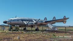 N422NA   Lockheed C121 Constellation (Peter Beljaards) Tags: constellation lockheed n422na arizona unitedstates planesoffame valle usaf msn2605 us vle valleairport airplane aircraft