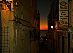 Un nuevo amanecer (portalealba) Tags: peñiscola castellón españa spain sunrise nocturna portalealba pentax pentaxk50