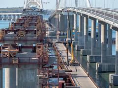 M1 20180928 35 (romananton) Tags: крымскиймост керченскиймост kerchstraitbridge crimeanbridge bridge мост стройка строительство крым construction constructing