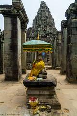 Angkor Thom (PVT Photography) Tags: angkor thom angkorthom cambodia krongsiemreap siemreapprovince khmerempire khmer kh អង្គរធំ pvtinc pvtphotography pvt greatcity bayon ប្រាសាទបាយ័ន siemreap សៀមរាប monument hindu hindumythology vishnu buddhist buddhisttemple temple templecity khmerkingsuryavarmanii mythology landscape asia asian travel tree sky ruins serene rock water