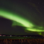 Northern lights in Iceland thumbnail
