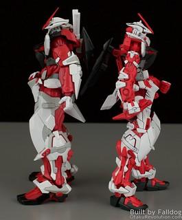HiRM Astray Red Frame Gundam 16 by Judson Weinsheimer