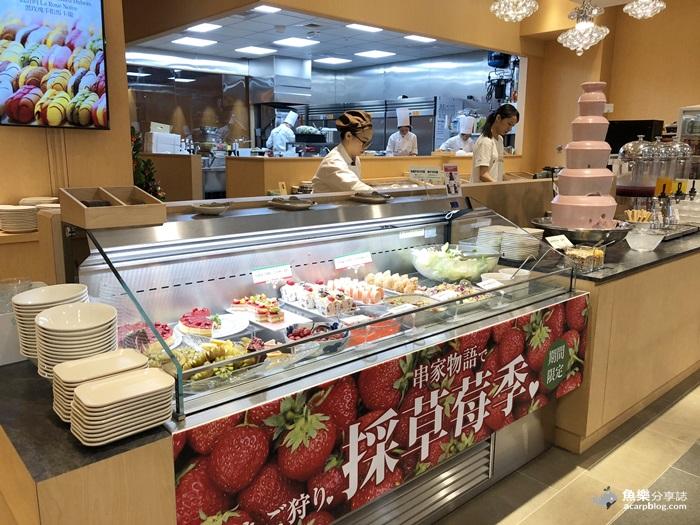 【台中景點】三井MITSUI OUTLET PARK台中港 無敵海景摩天輪 貨櫃屋美食街 @魚樂分享誌