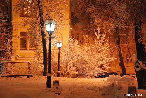 Засніжений зимовий Київ 101 InterNetri.Net Ukraine