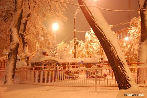 Засніжений зимовий Київ 091 InterNetri.Net Ukraine