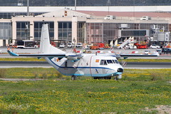 TR.12D-76 CASA 212 Spanish Air Force (eigjb) Tags: malaga agp lemg international airport prop aircraft airplane plane spotting aviation casa c212 spanish air froce transport military tr12d76 turboprop casa212 7221