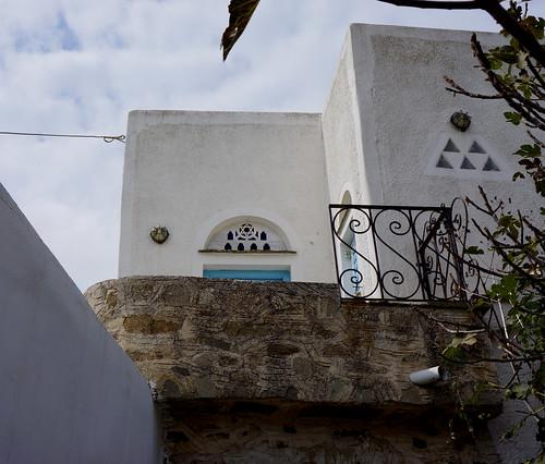 Restored house, Falatados, Tinos