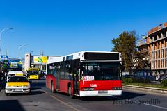 Skopje 2018 (Macedonia) (Jon Hoogendijk) Tags: neoplan n4016 macedonia macedonië buses autobus citybus skopje градски автобуски автобус