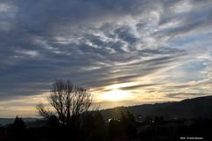 Un sole del mattino 4 (Paolo Bonassin) Tags: alba sunrise clouds nubi wolke sky