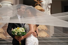 Fairy Tale | Saigon Vietnam (Paul Tocatlian | Happy Planet) Tags: bride groom wedding happyplanet asiafavorites weddingphoto weddingpicture couple saigon hochiminhcity vietnam vietnamese operahouse weddingveil bouquet flowerbouquet weddingbouquet