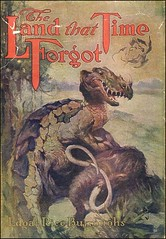 The Land that Time Forgot (Cover Art) (RobinGoodfellow_(m)) Tags: edgar rice burroughs the land that time forgot cover art