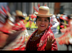 My camera is my passport... (Sam Antonio Photography) Tags: arequipa party dance dress festival carnival culture celebration parade traditional female street dancers people colorful indigenous music performance folklore latinamerica tourism tourist beautiful travel costume folkdance colourful ethnic happy peru ethnicity blurredmotion hat style smile