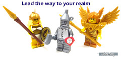 Lead the way to your realm (WhiteFang (Eurobricks)) Tags: lego collectable minifigures series city town space castle medieval ancient god myth minifig distribution ninja history cmfs sports hobby medical animal pet occupation costume pirates maiden batman licensed dance disco service food hospital child children knights battle farm hero paris sparta historic brick kingdom party birthday fantasy dragon fabuland circus people photo magic wizard harry potter jk rowling movies blockbuster sequels newt beasts animals train characters professor school university rare toy bear
