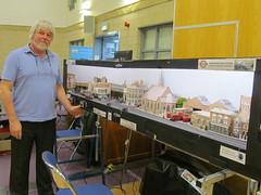 Worksop Model Transport Exhibition (kingsway john) Tags: worksop model transport show 2019 kiennington cross kingsway models building kits 176 scale tram tramway london layout diorama oo gauge