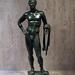 Roman bronze figure of Hercules