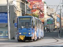 IMG_3684 (-A l e x-) Tags: bratislava slovakei tram strassenbahn tramway slovakia 2006 öpnv reise verkehr öffis
