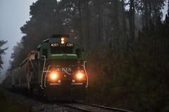AIKR 4201 (ryanstuart1) Tags: aiken railway aikr gp30 emd shortline railroad norfolk southern ns freight train trains