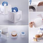 Cake packaging designの写真