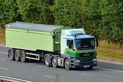 NX13 KMK (Martin's Online Photography) Tags: man tgs truck wagon lorry vehicle a1m fairburn northyorkshire nikon nikond7200