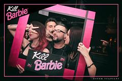 0465 (Ester Vulpiani Photographer) Tags: kill barbie wishlist roma night life dance dancing club clubbing nightlife disco girl girls frame pink fuxia smile smiling happy people kiss love portrait dj djs happiness friendship friends friend 2018 ester vulpiani canon eos 550d