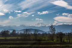 From a window... (Through_Urizen) Tags: category eskibursabus landscape outofthewindow places turkey canon70d canon canon1585mm travelphotography landscapephotography scenery trees fields mountains sky uludağ nature natural countryside woods clouds whiteclouds