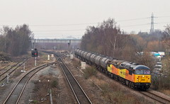 56049 and 56090 Near Horbury Bridge (Chris Firth of Wakey.) Tags: 56090 56049 horbury class56