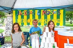 5 Ft. Collins Veterans Plaza Reception Jackson & Maisie's Lemonade Stand SLP_0538.jpg