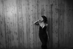 The Wall (HarQ Photography) Tags: monochrome blackandwhite fujifilm fujifilmxseries xt3 carlzeiss touit2812 portrait godox x1tf v860iif strobo conceptual art
