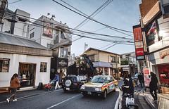 Daikanyama (bacon.dumpling) Tags: cab daikanyama japan nikond750 sigma20mmf14dghsmart taxi tokyo