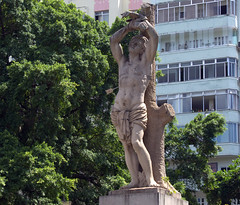 São Sebastião do Rio de Janeiro (Rctk caRIOca) Tags: gloria praia do russel rio de janeiro