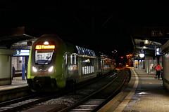P1750691 (Lumixfan68) Tags: eisenbahn züge triebzüge baureihe 445 et bombardier twindexx vario doppelstockzüge deutsche bahn db regio nahsh