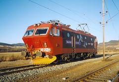 NSB El 16 2214 (Stig Baumeyer) Tags: electriclocomotive ellok elektrolokomotive elektrisklokomotiv nsb norgesstatsbaner asea el16 nsbel16 dovrebanen dovrebahn dovreline ler lerstasjon