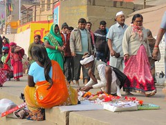 varanasi 2019 (gerben more) Tags: varanasi benares pilgrim vendor india