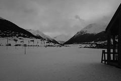 Mountains (ClaudioGozzo) Tags: livigno bw blackandwhite blackwhite fujifilm snow mountains