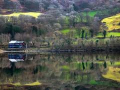 Bala Lake Reflections (Defabled) Tags: reflections balalake gwynedd